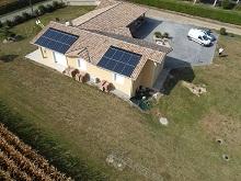 maison photovoltaique